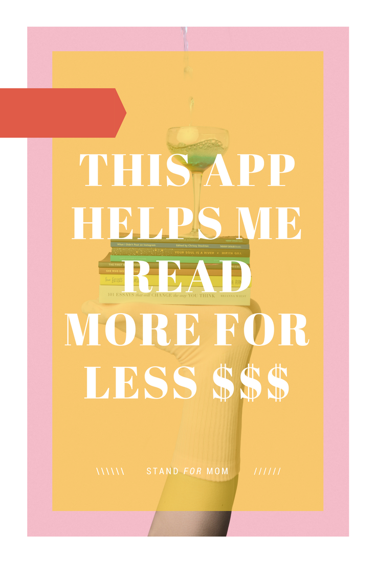 this app is way better than audible! I read so many books now, without it costing more than two cups of coffee. These are my favorite books you can't put down, books with girl heroes, funny books, and more. #reading #productivity #