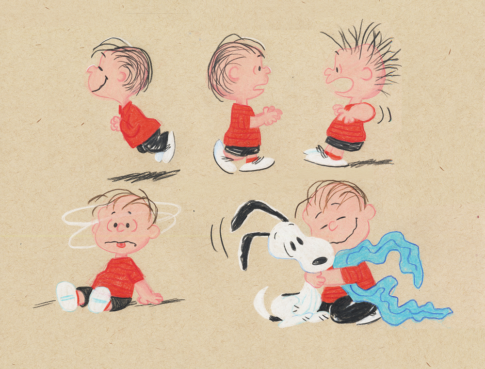 *Illustration by Nomi Kane, all characters and content intellectual property of Charles M. Schulz.