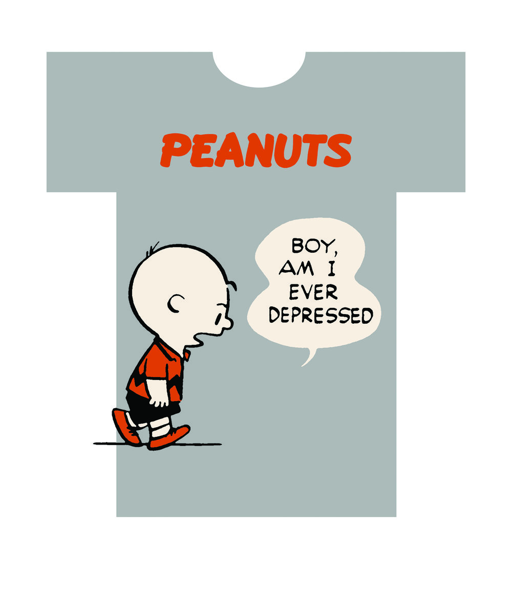 *Character artwork by Charles M. Schulz. © Peanuts Worldwide LLC. Design by Nomi Kane.