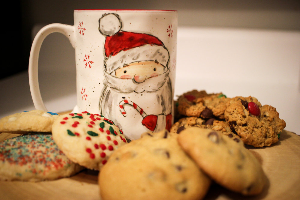 Christmas Cookies 2018 Bookish State Of Mind