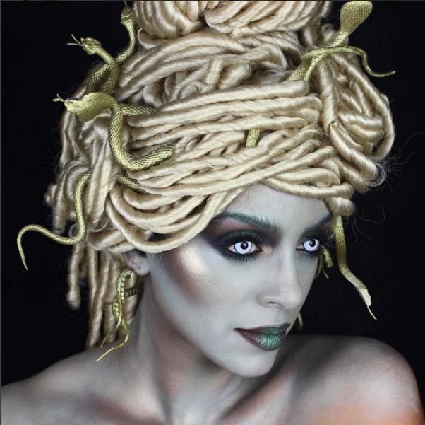 Medusa Look
