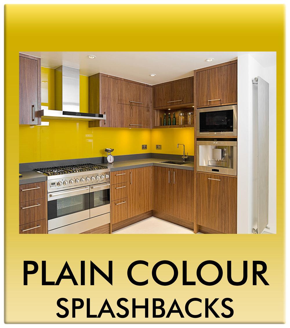 Kitchen Glass Splashback Kitchen Glass Splashbacks Sun Studiolondon