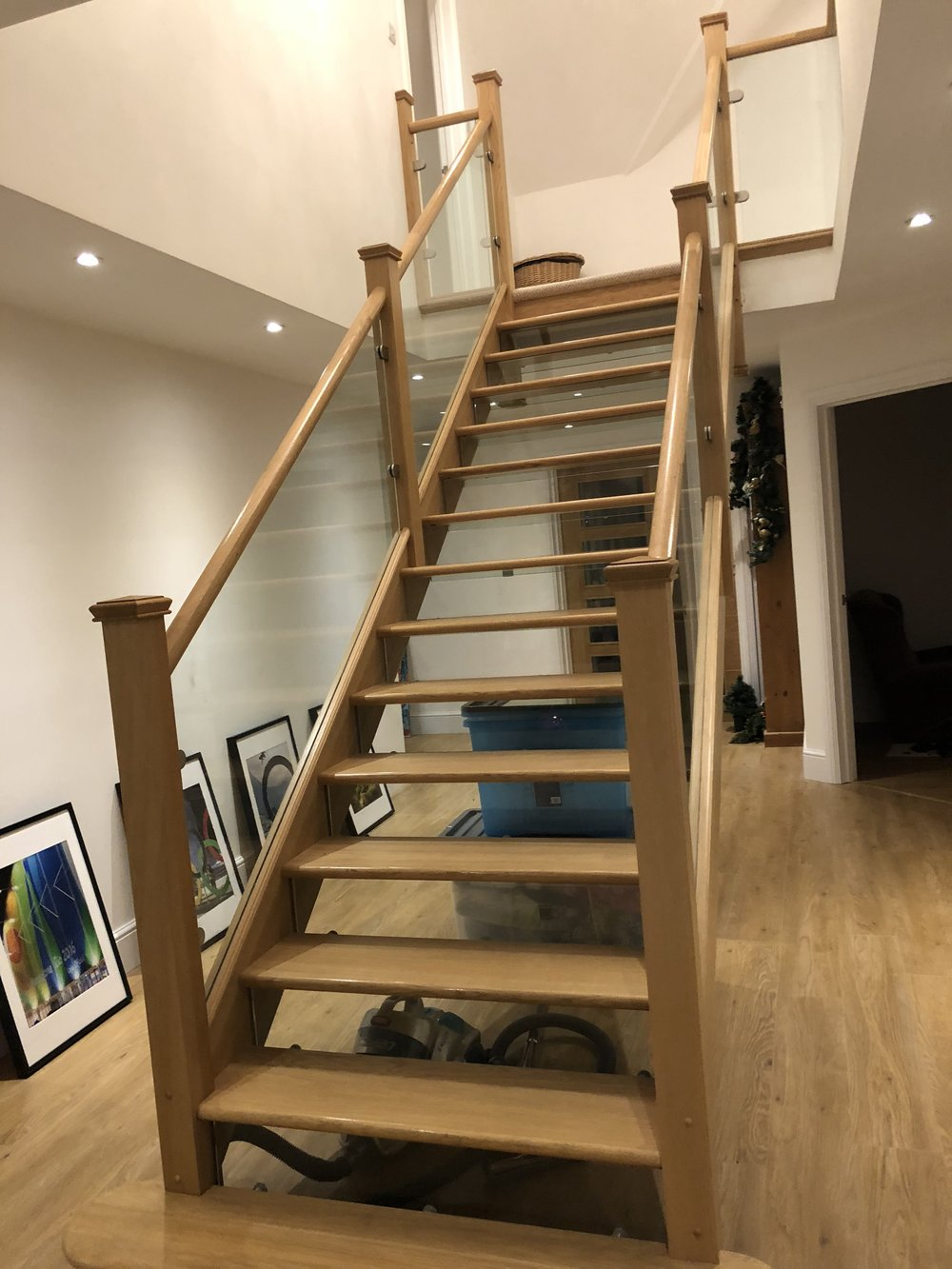 Merveilleux Quick And Easy Staircase Installation In London