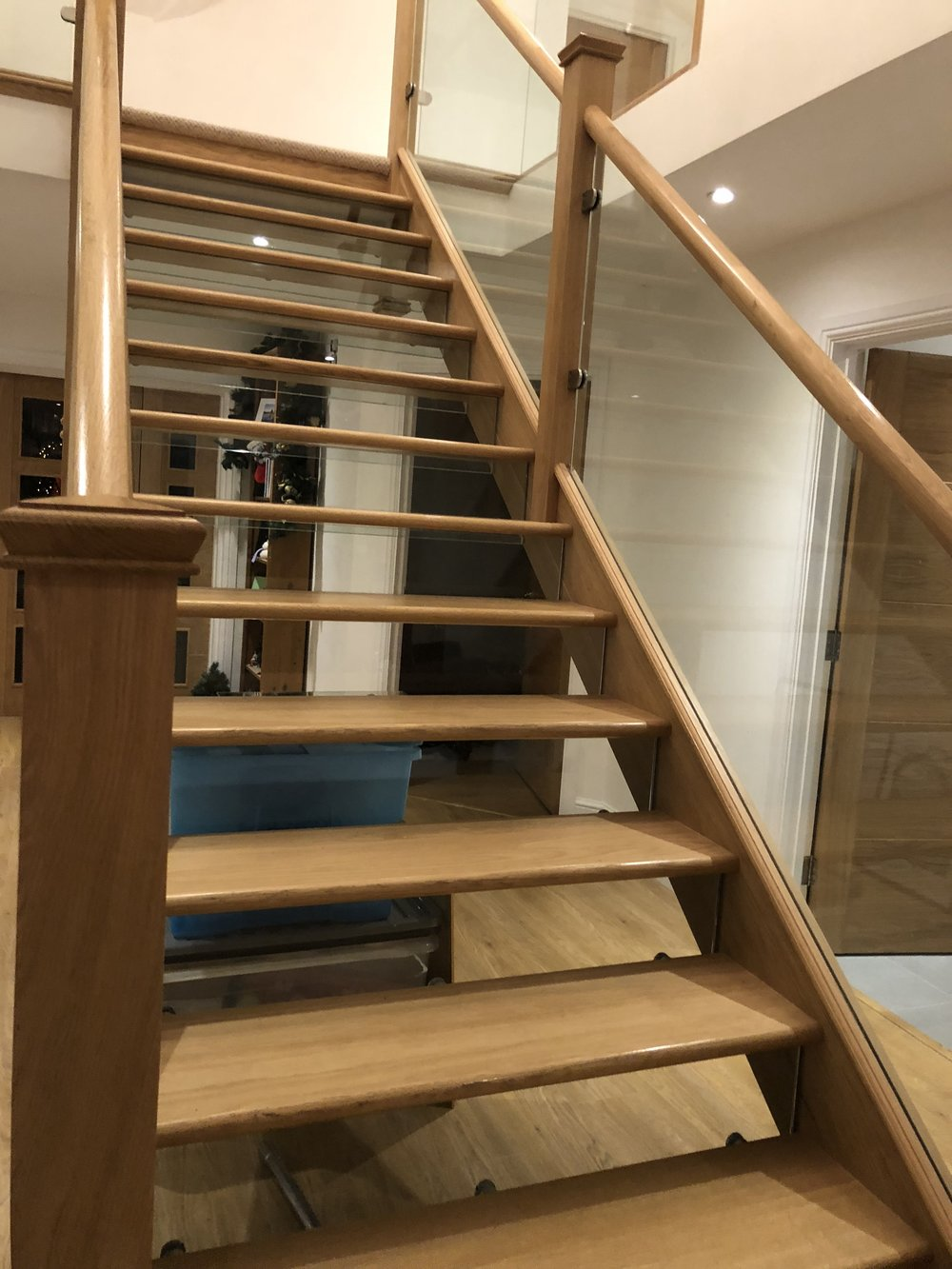 Staircase Installation In London Brent And Ealing