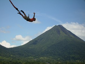 Enjoy bungee jumping and other activities