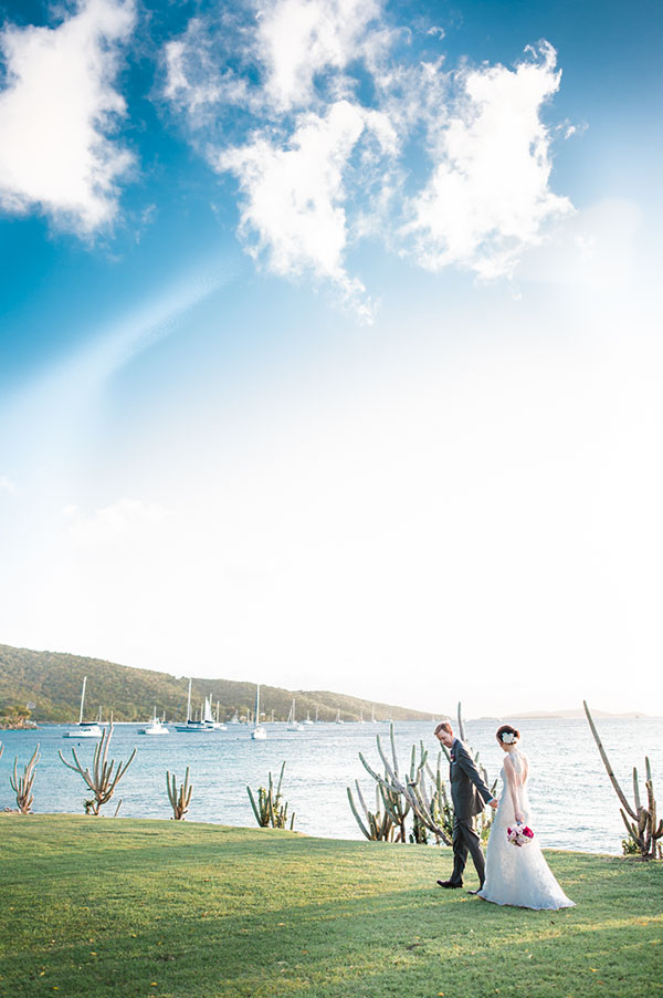 Destination wedding, St. John, Caneel Bay Wedding, Highland Avenue Events