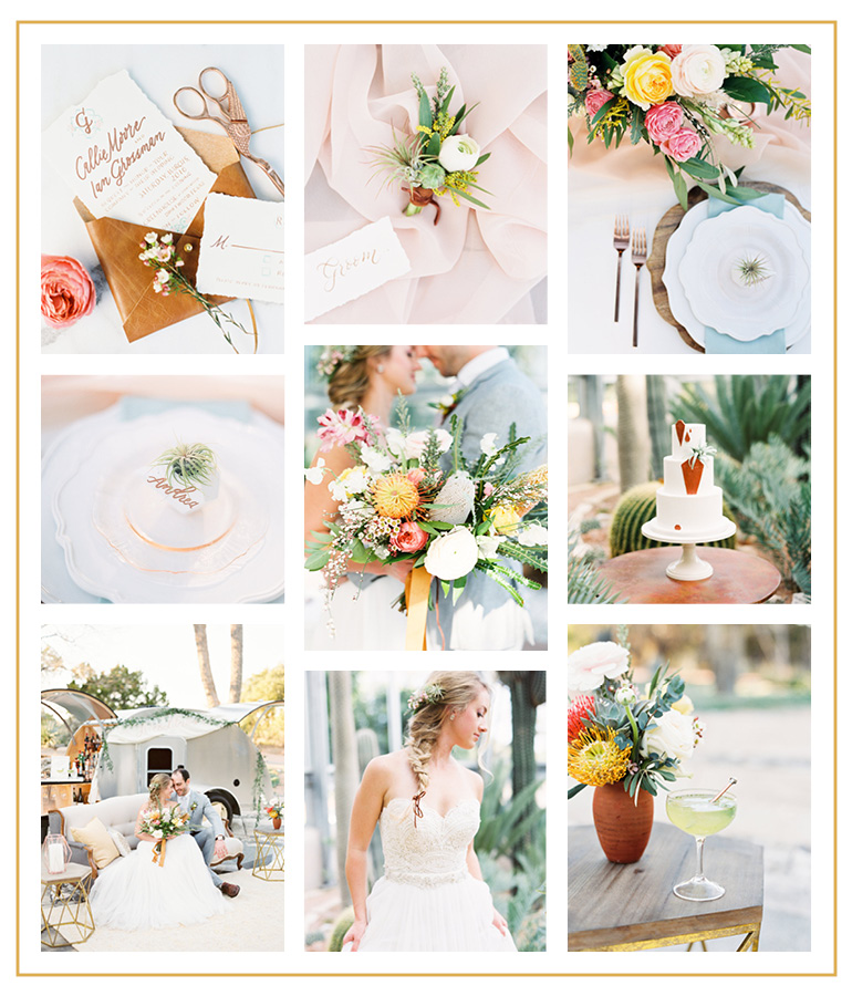Highland Avenue Events | Greenhouse at Driftwood Wedding