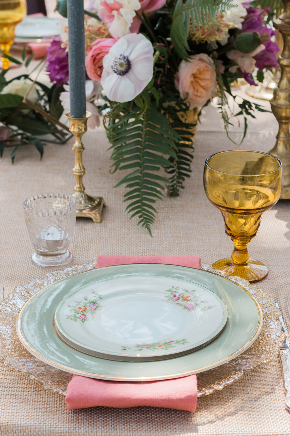 Highland Avenue Events Antique Wedding Design