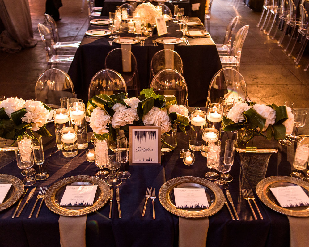 Multicultural Art Gallery Wedding by Highland Avenue Events