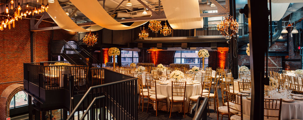Modern Luxury Industrial Wedding By Highland Avenue Events