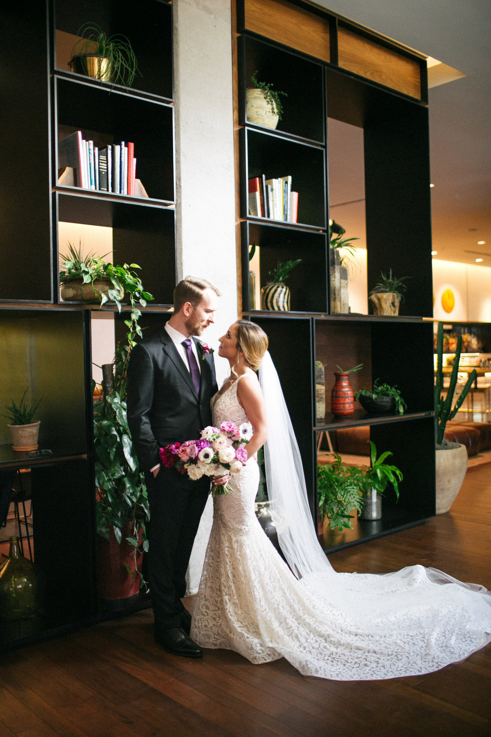 South Congress Hotel Wedding by Highland Avenue Events