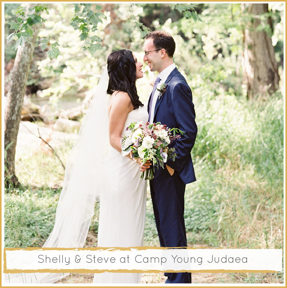 Camp Young Judaea Wedding