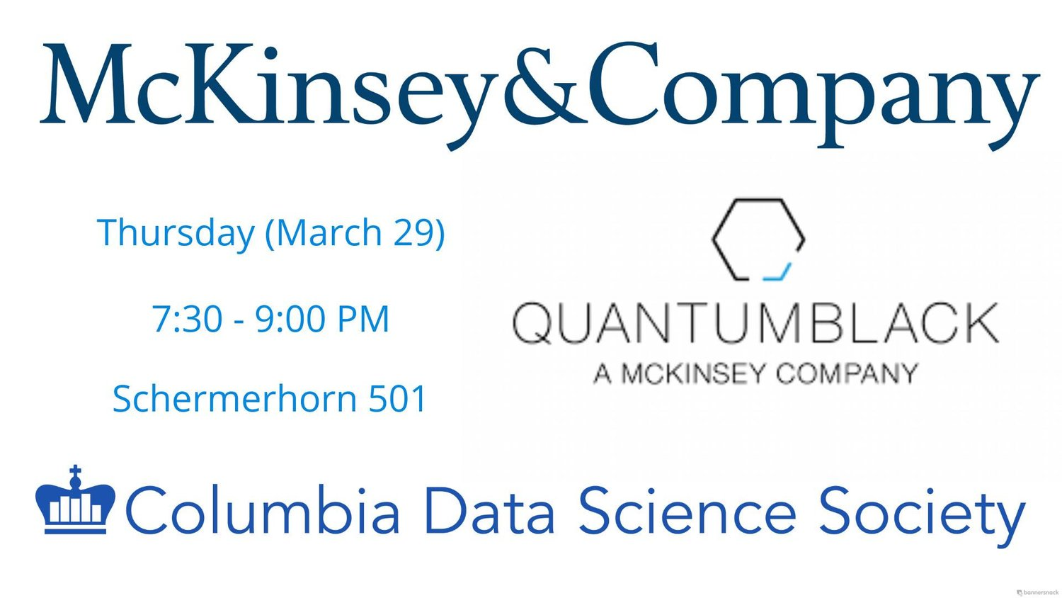 Columbia Data Science Society