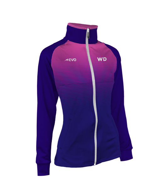 Full Sublimation Performance Track Jacket - FEATURES• 3D thermal wrap construction technology that delivers thermo regulation for optimal comfort.• High filament performance polyester and elastane fabric blend for that perfect fit.• Concealed side pockets.