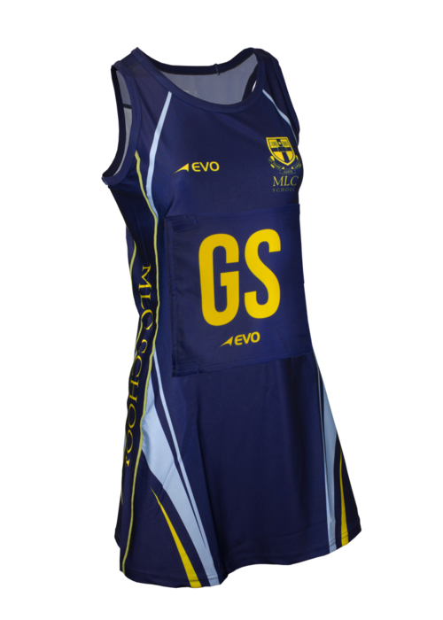 Pro A-Line Dress - FEATURES• Lightweight performance lycra.• POWERMESH shoulder panels for improved ventilation.• Italian sublimated prints.• High filament QUICK-DRI technology.• Permanent antibacterial and SPF50+ treatment.