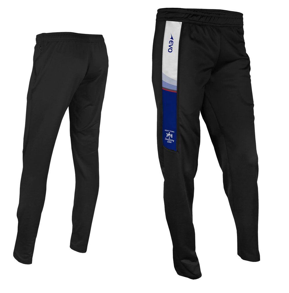 TeamPro Performance Track Pant - FEATURES• 3D thermal wrap construction technology that delivers thermo regulation for optimal comfort.• High filament performance polyester and elastane fabric blend for that perfect fit.• Concealed front zip pockets