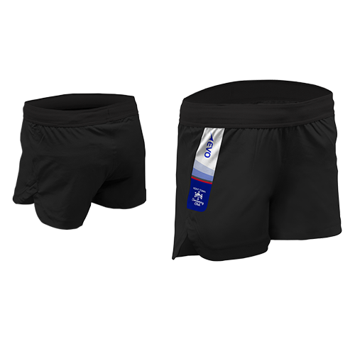 TeamPro Tech Run Short - Design meets technology with EVO's Tech Run Short featuring woven construction that remains soft against your skin, lightweight, breathable and is fitted using Quick-Dri moisture wicking technology. Functional internal pocket, keeps your keys safe as you pound the running track or bang through another gruelling gym session. A brief lining is added for an improved streamlined fit.