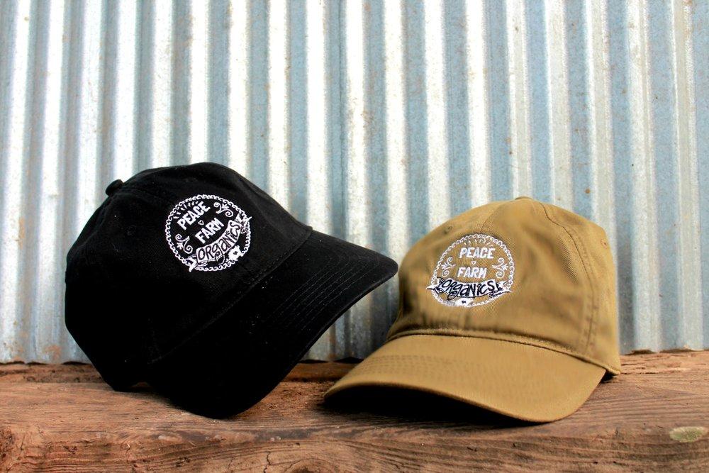 Organic Hat - $19.99