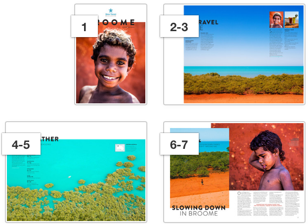 - Slow down and settle into the daily rhythm of life in BROOME with our 20 page travel guide. Includes slow food, homestays, local faces and 7 ways to slow down in this character-filled town of North Western Australia.Sign up below to receive your link to this 20 page travel guide.