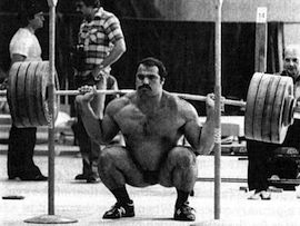 530a37493bf944 Low Bar vs High Bar Squat – What s all the Fuss About  — Hunter ...