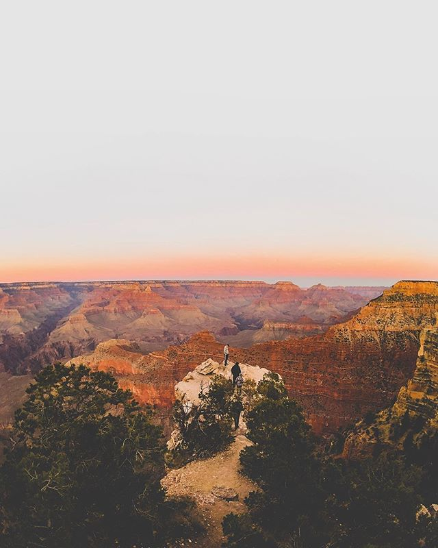 Grand Canyon #shotoniphone with the help of @moment @apple
