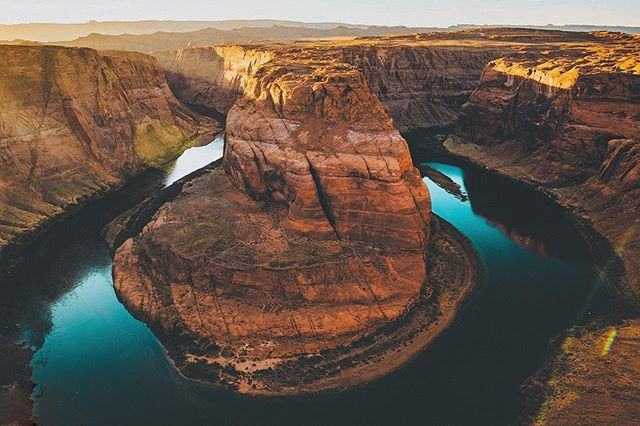 Horseshoe Bend is the 💣
