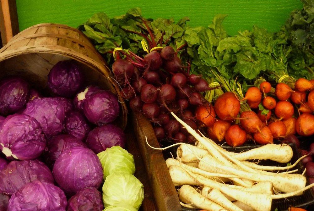 Nash's Organic Farm Stand