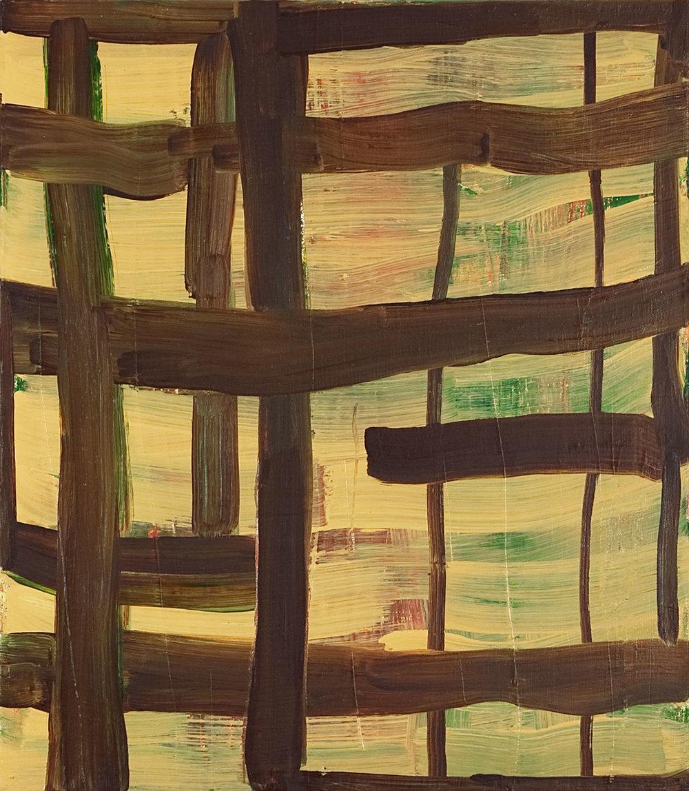 Metaphor , 2010 oil on linen 16 x 14 in.