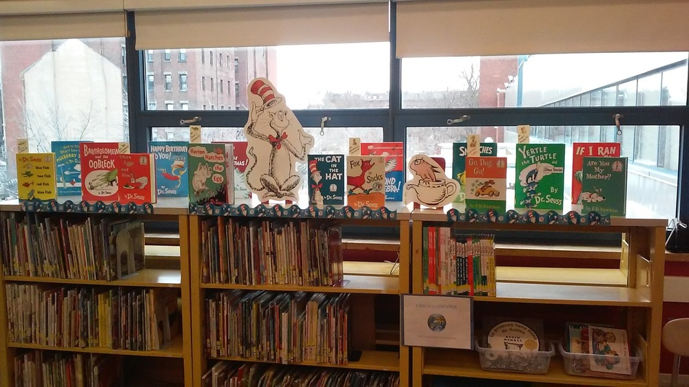 St. Stephen's Youth Programs has been coordinating the Blackstone Library for 6 years.