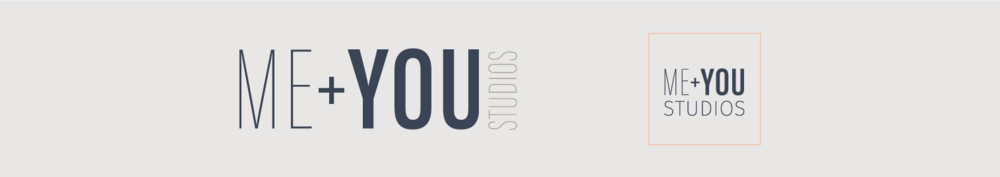ME + You Studios Branding and Squarespace Website on Little Dot Creative