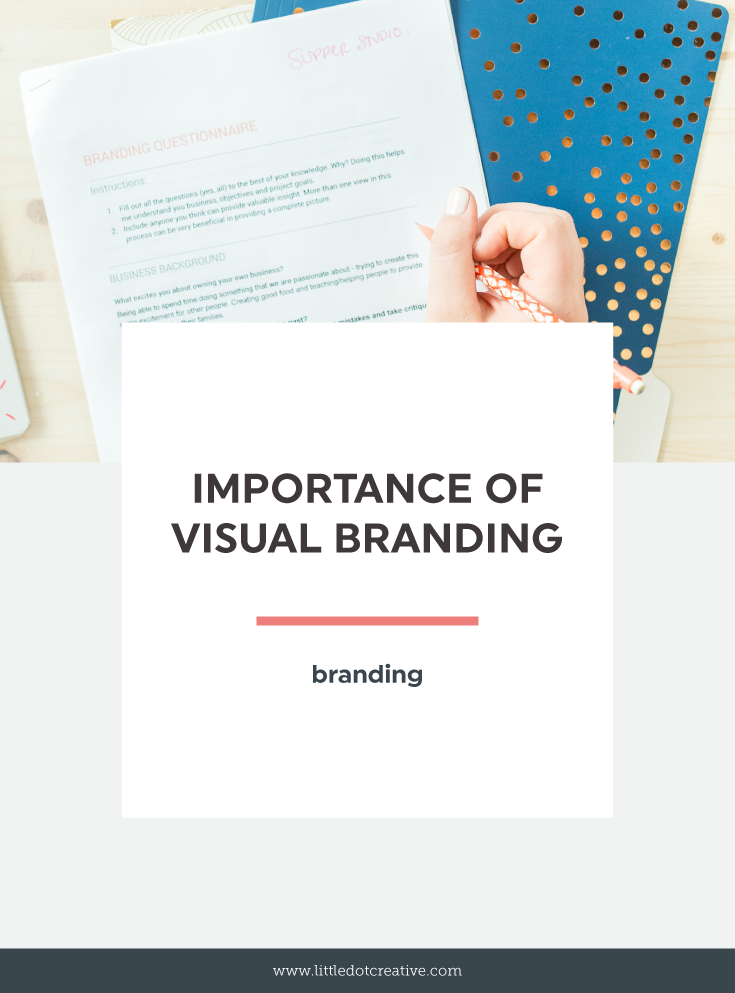 Importance of Visual Branding