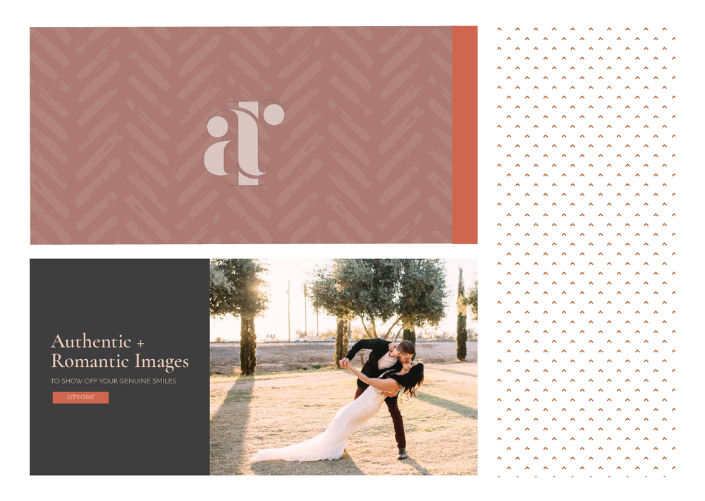Alyssa Ryan Photography Branding and Squarespace Website Design on Little Dot Creative