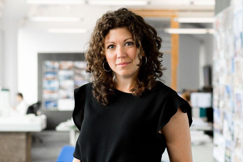 Aimee Drmic, OAA, LEED AP BD+C  | Associate and Senior Architect