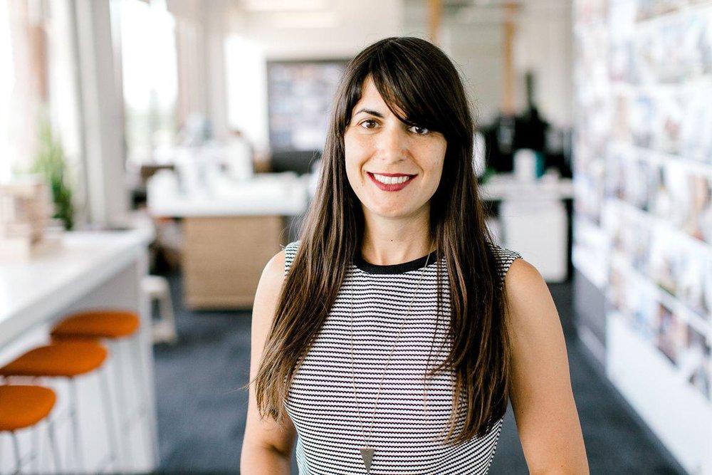 Clara Romero, LEED AP ND |  Associate and Senior Urban Designer