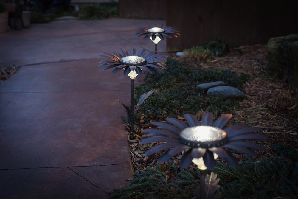Daisy Solar Light