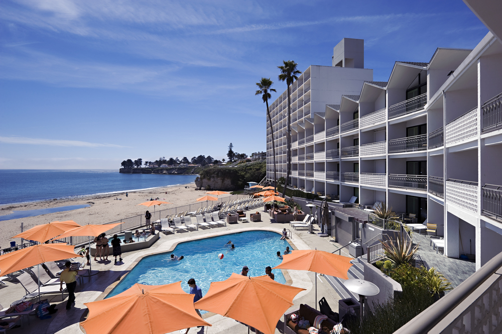 Dream Inn Santa Cruz Ca Envision Hotel Partners Llc
