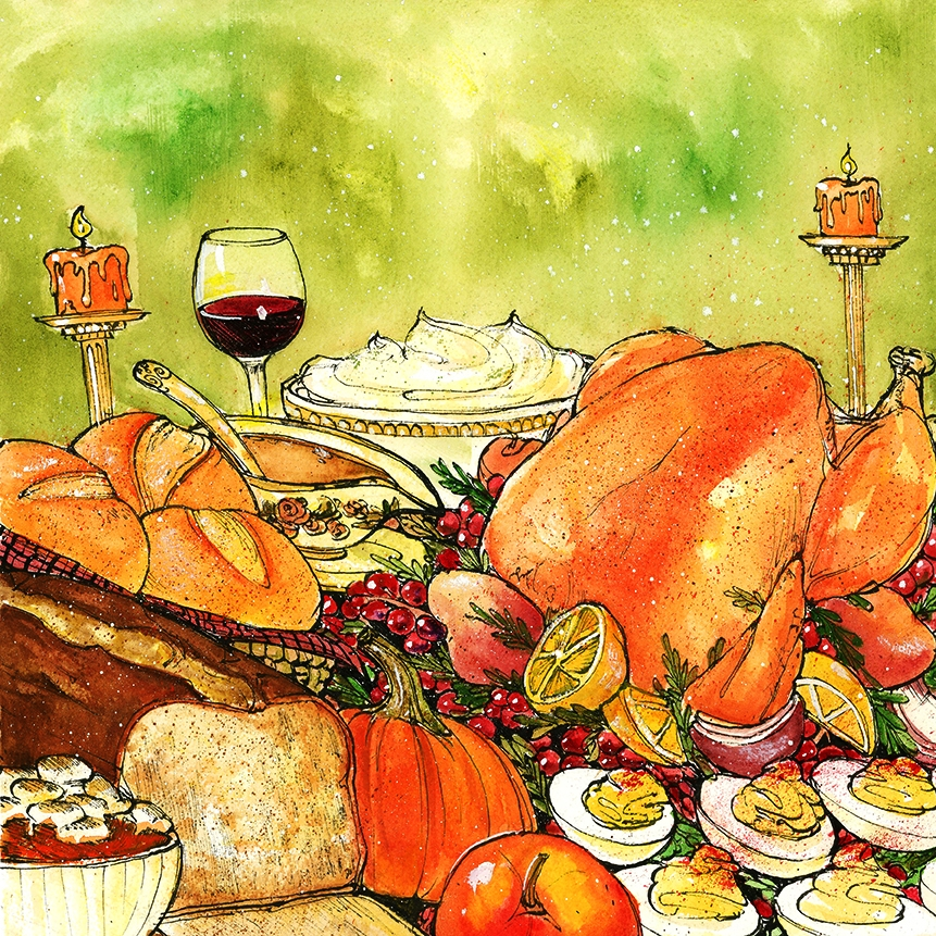 CCAD Thanksgiving Social Post (2017)