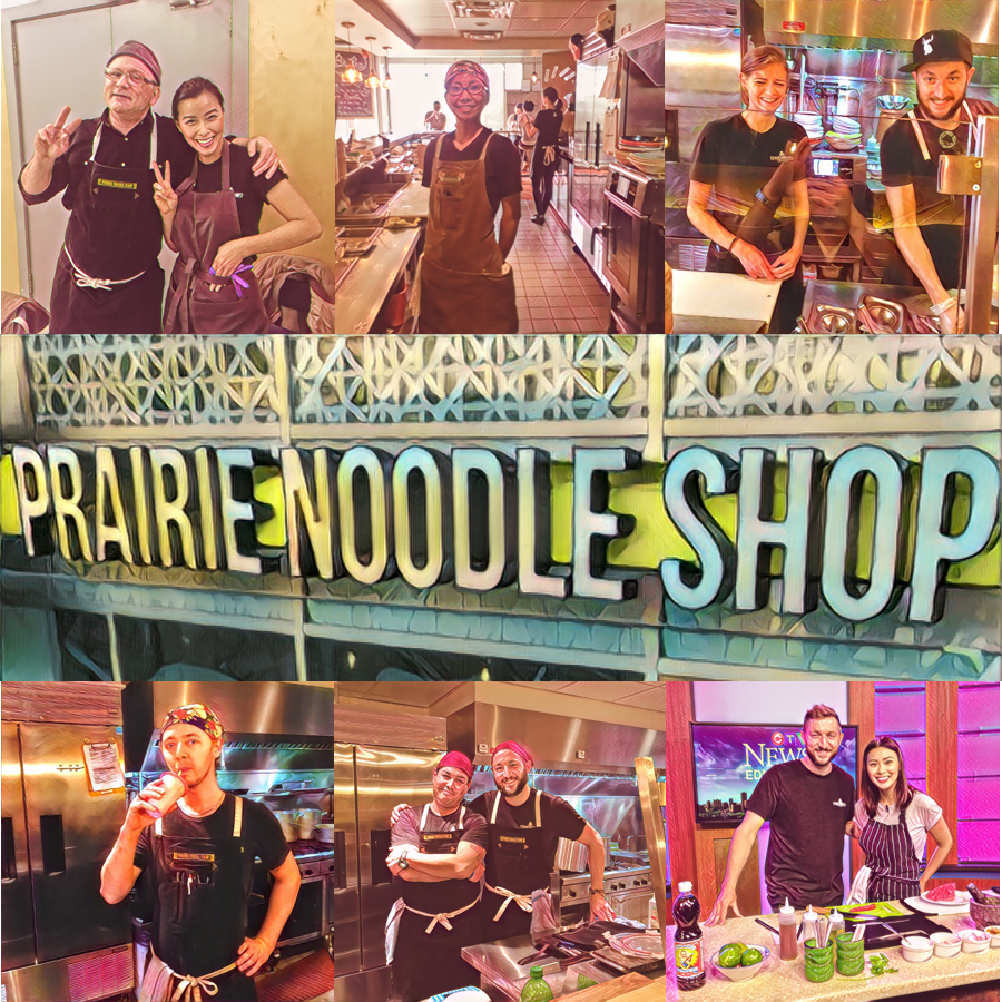 prairie noodle shop pnoosh logo