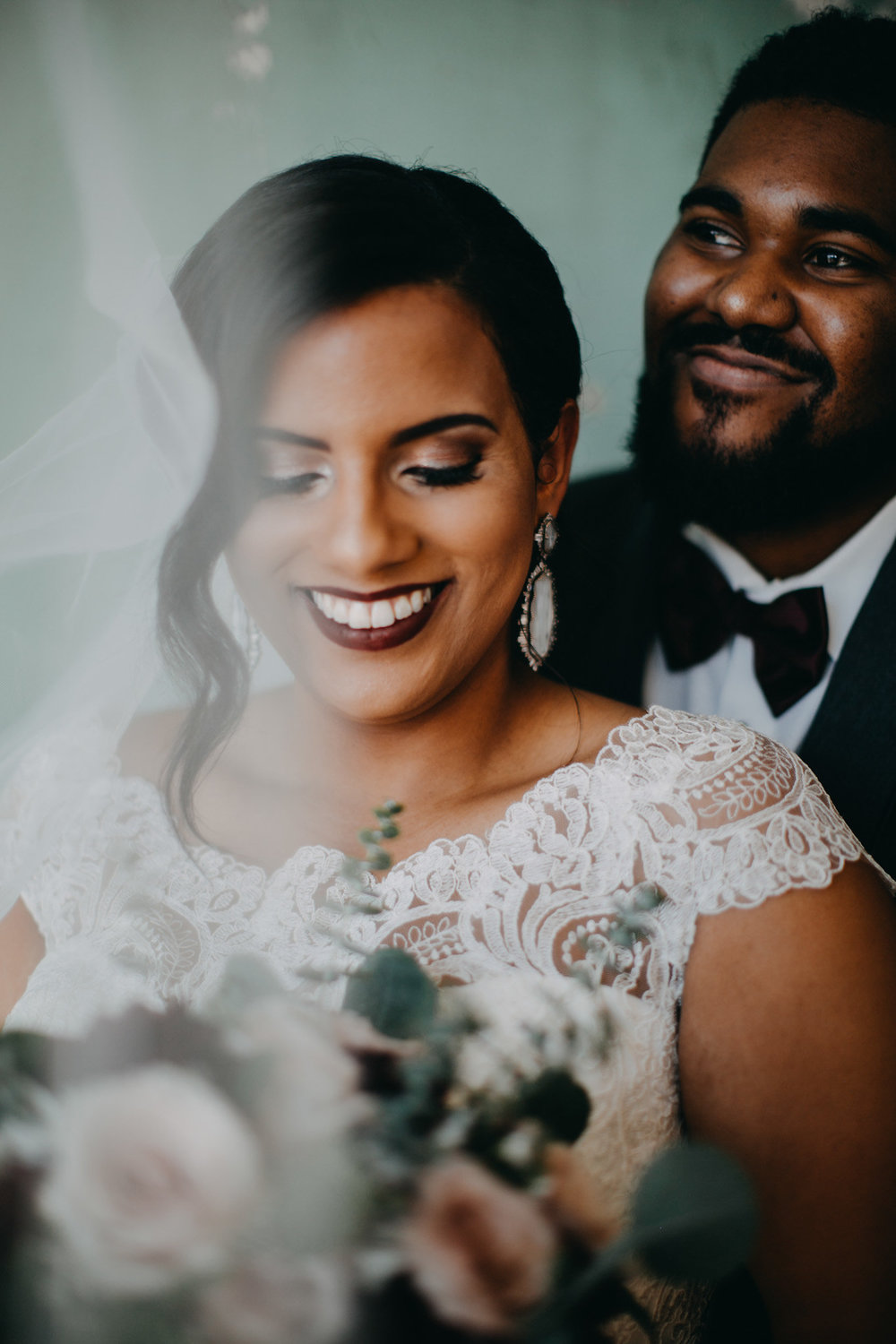 "//Cici + Gregory   ""Sarah was literally God sent for me and my husband's wedding. She is so HONEST and charismatic which is really important for a wedding. Your photographer is there for all your intimate moments so you need someone that you can be open with and Sarah is that person. Not only is she such a kind person but she has an amazing talent for photography. She is a complete natural. She is so so so so so talented. I literally cried when we got our preview pictures back. Not only did she make our wedding day feel so easy and magical but she was such a great help leading up to our wedding. Sarah is just one of those people you can really connect with and I'm beyond thankful I chose her has our photographer. After this whole process I can call her a friend.""  CICI+GREG"