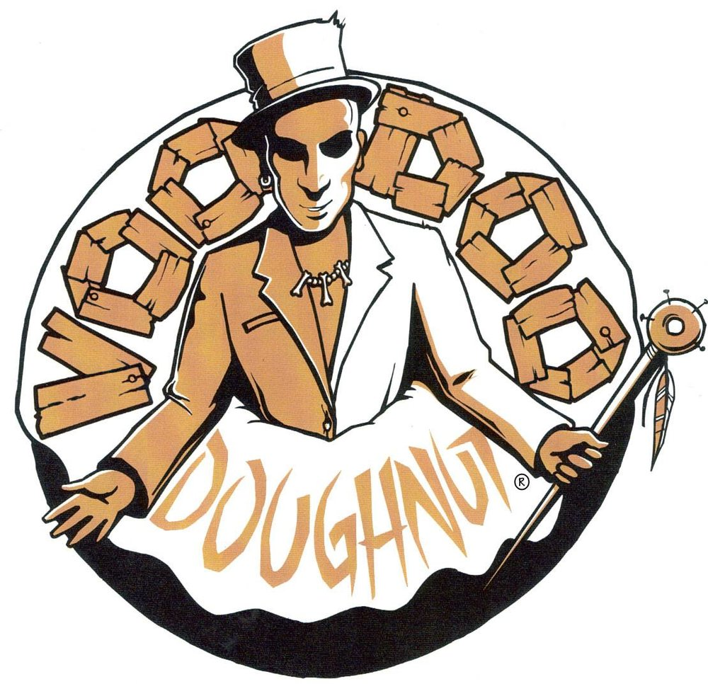 VOODOO DOUGHNUT - The Magic is in the Hole