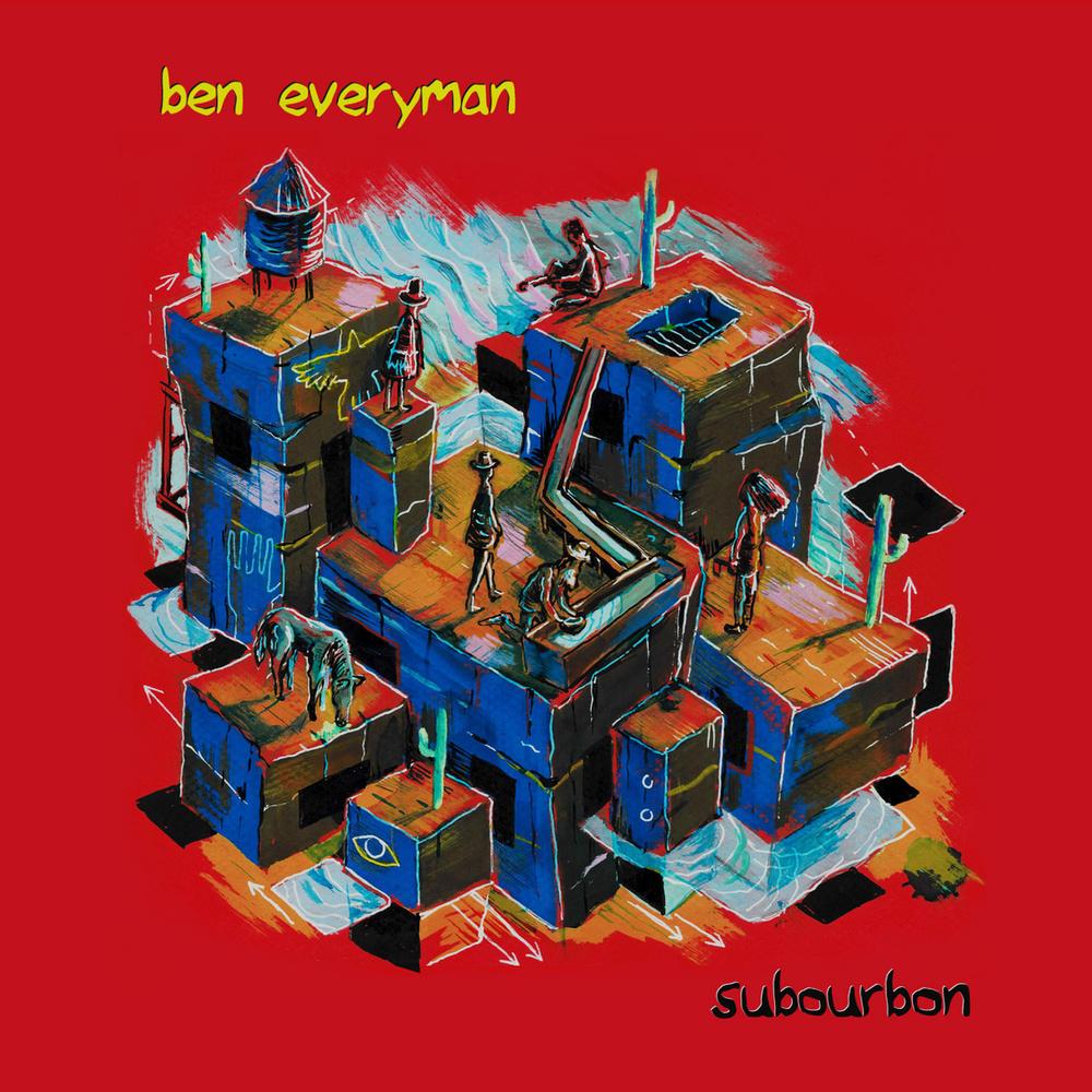 """<p><strong>Ben Everyman</strong>Subourbon<a href=""""https://beneveryman.bandcamp.com/album/subourbon""""target=""""_blank"""">Listen →</a></p>"""