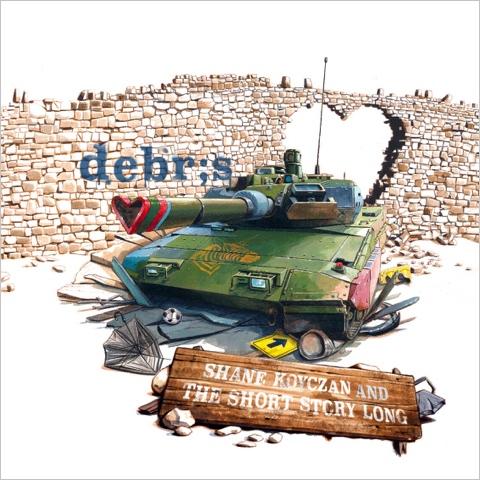"<p><strong>Shane Koyczan</strong>Debris<a href=""http://www.shanekoyczan.com/store/albums/debris/"">Listen →</a></p>"