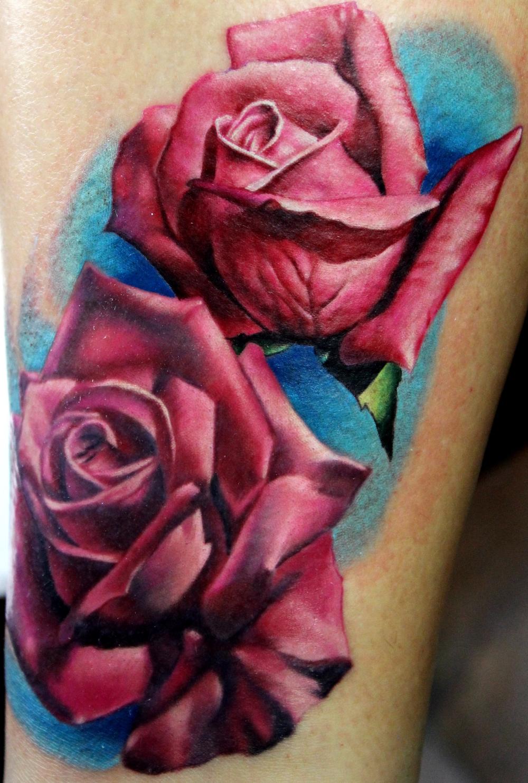 Color Realism — Cardinal Tattoo