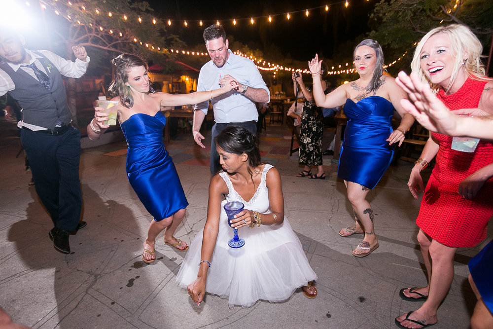 """ Our family & friends want to relive the event over and over again , it was that good! People who normally don't dance, danced the night away."" - Ailyn R. (ecstatic bride)"