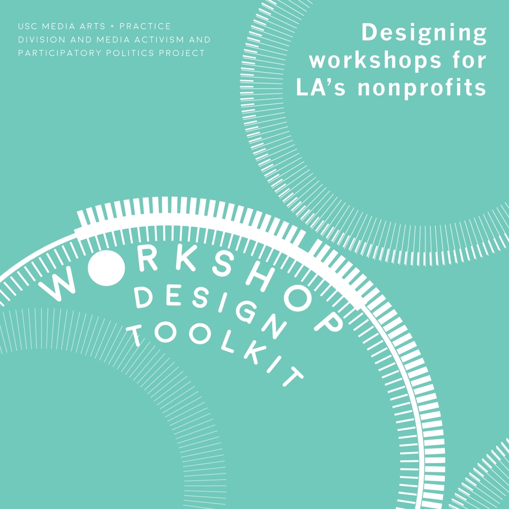 Workshop Design Toolkit Curriculum and Graphic Design