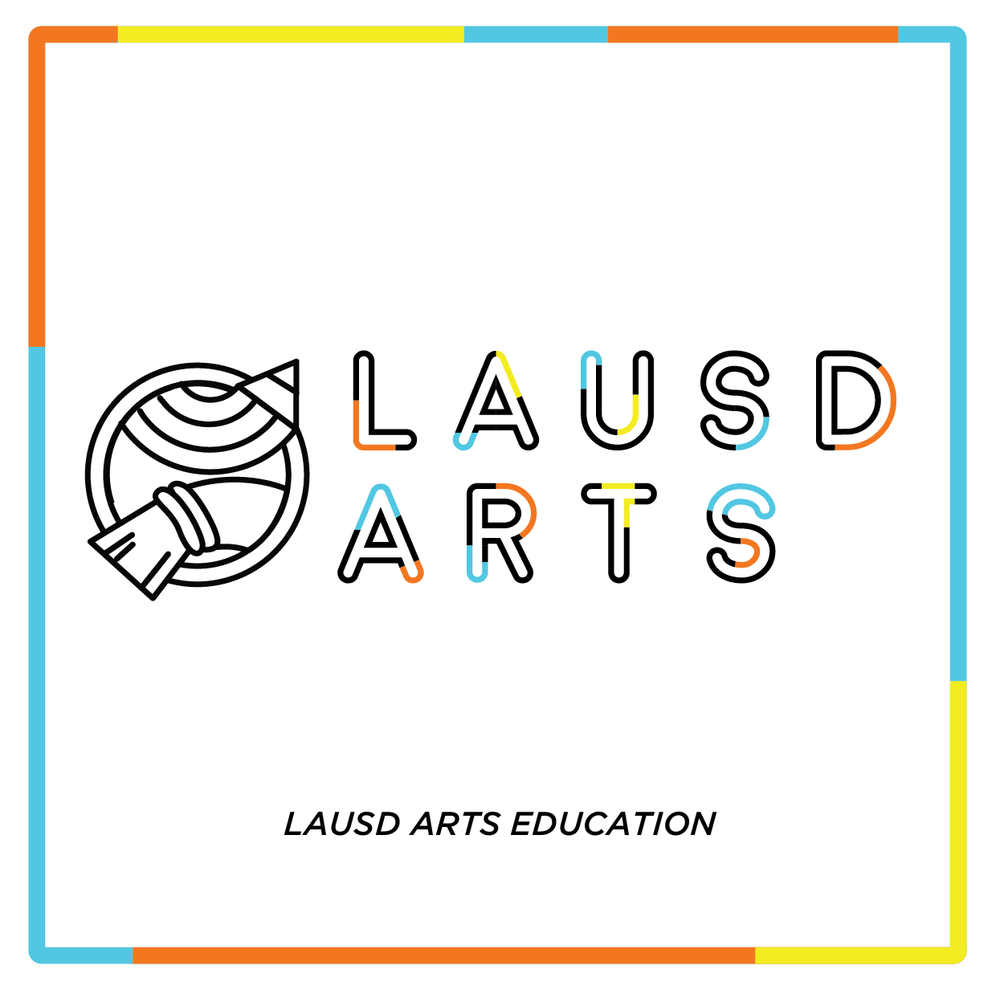 LAUSD Arts Education Branch Rebranding