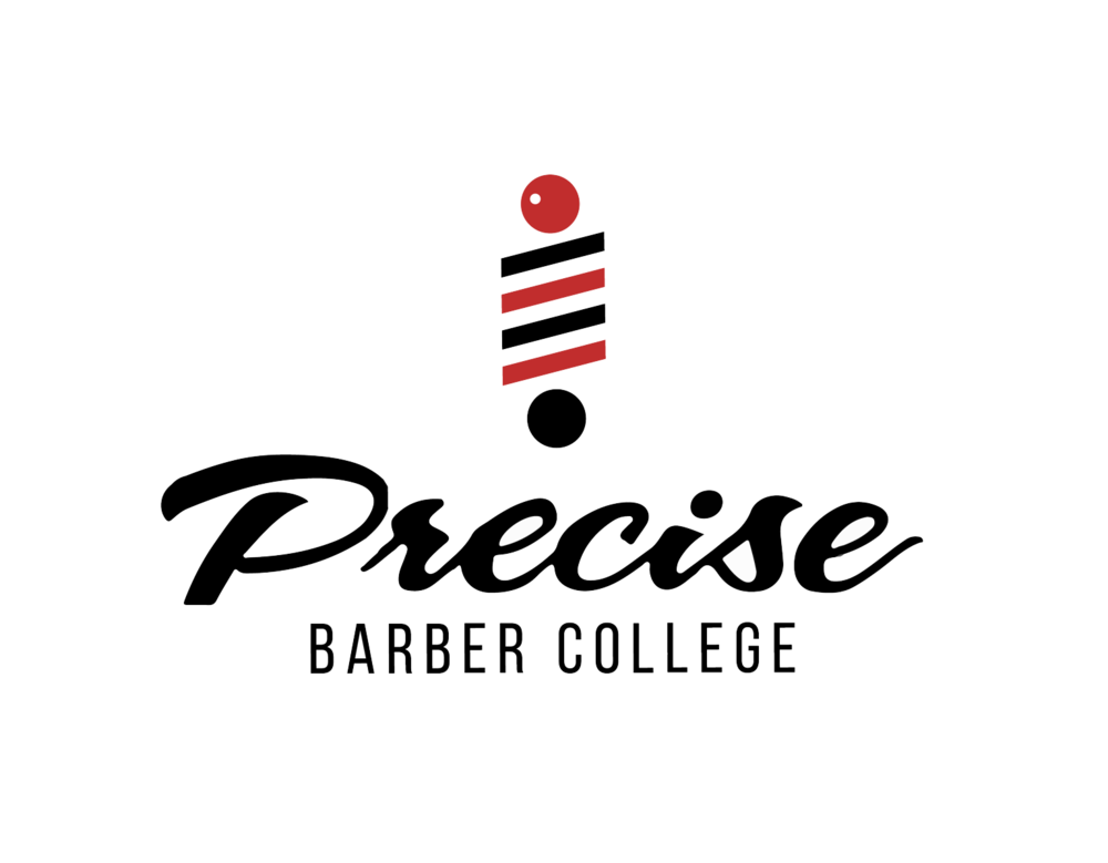 Dreaming big at Precise Barber College. - Precise Barber College, a social enterprise and barber college for homeless young adults, received a $100,000 grant from LA2050 to build out its campus. I worked with the Precise team to create a logo for the budding campus.