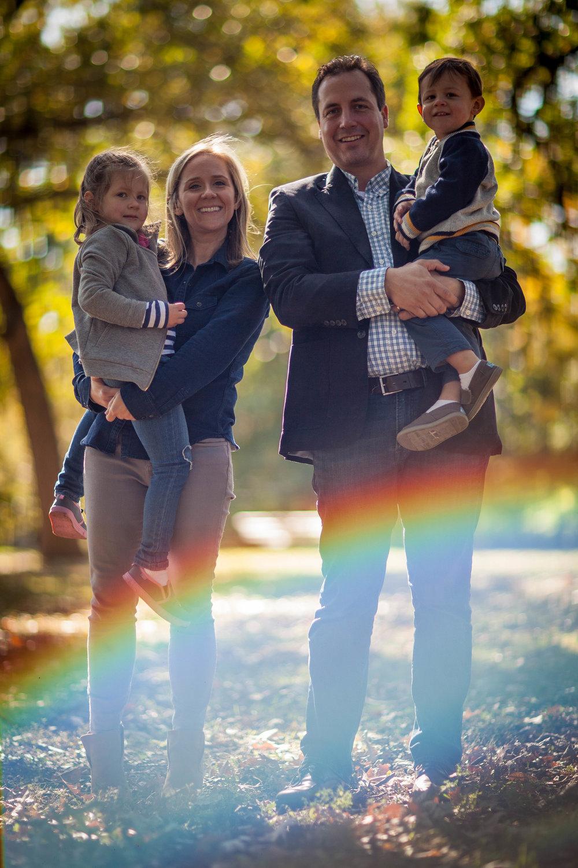 Family portrait chicago
