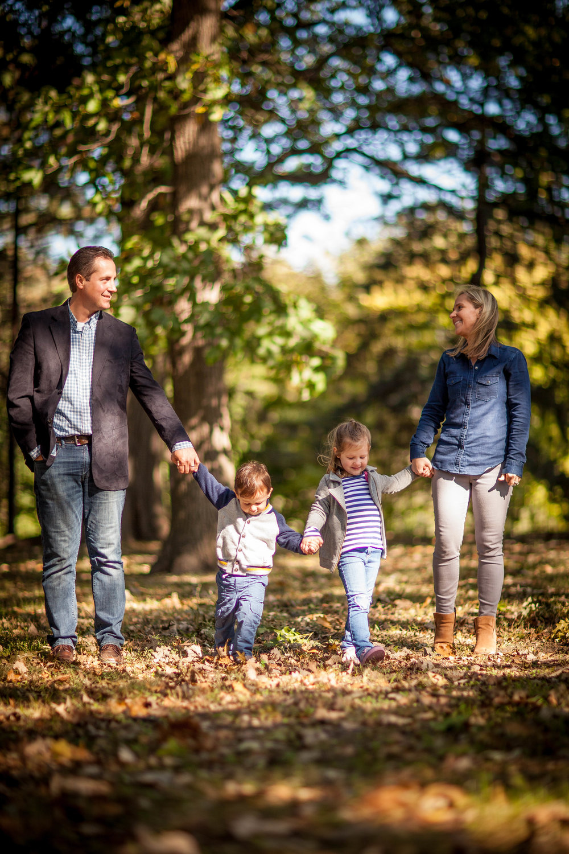 Chicago Family Fall Mini Session