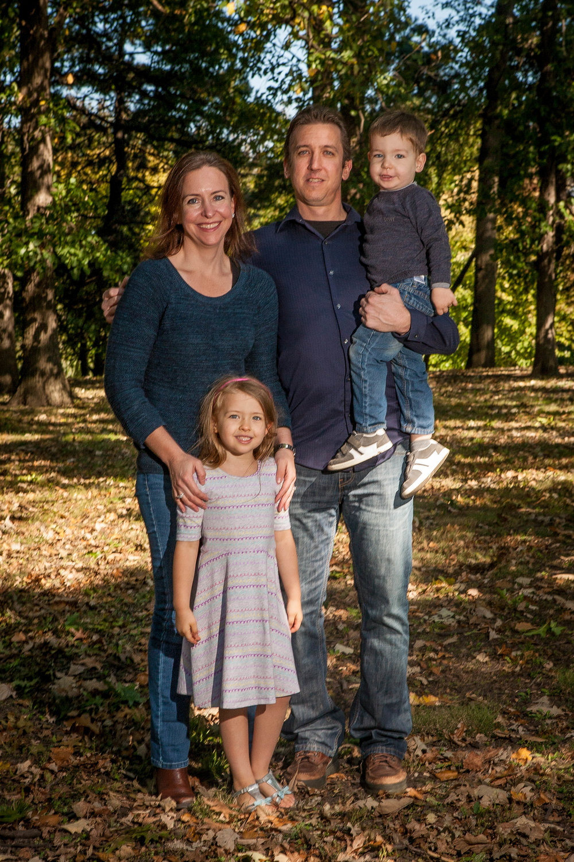 Chicago outdoor family photographer